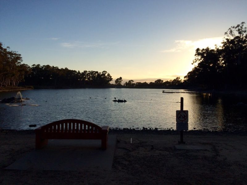 chollas lake park san diego state chill spots