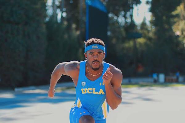 Leon Powell running