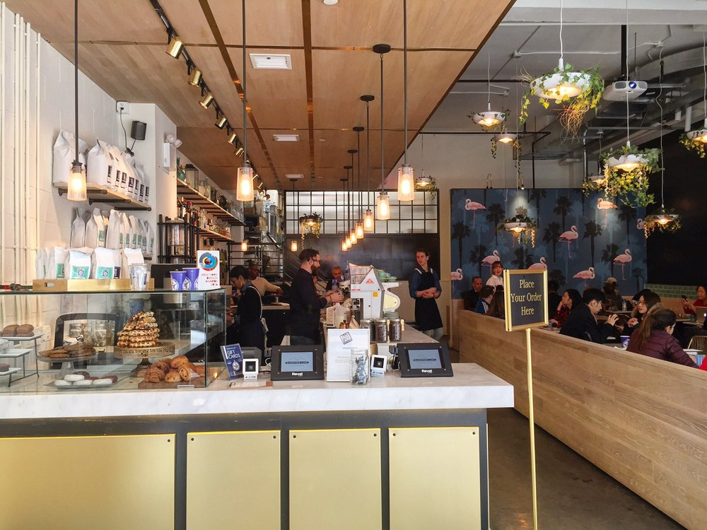 best coffee shops nyc