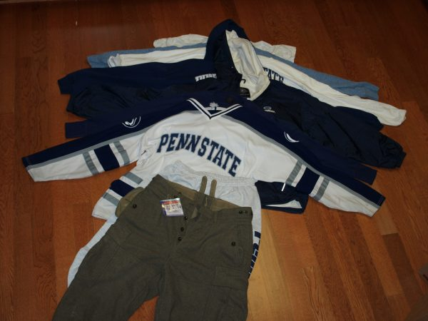 picture of PSU clothes