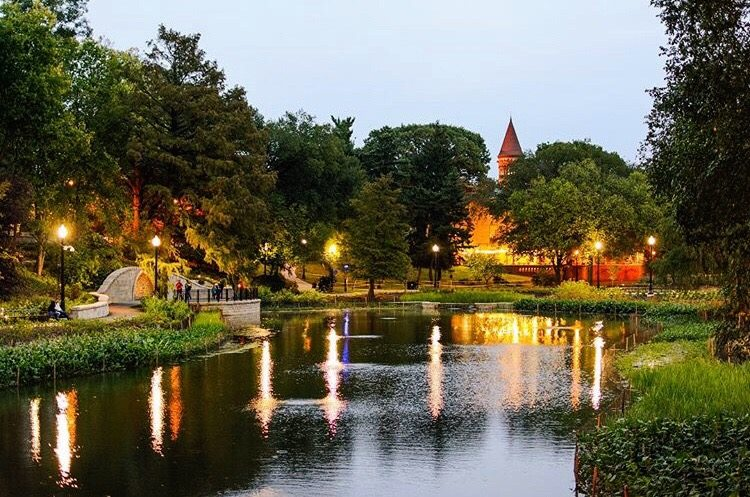 most beautiful colleges in the midwest