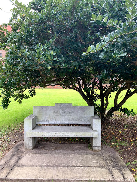 Romantic spots on campus