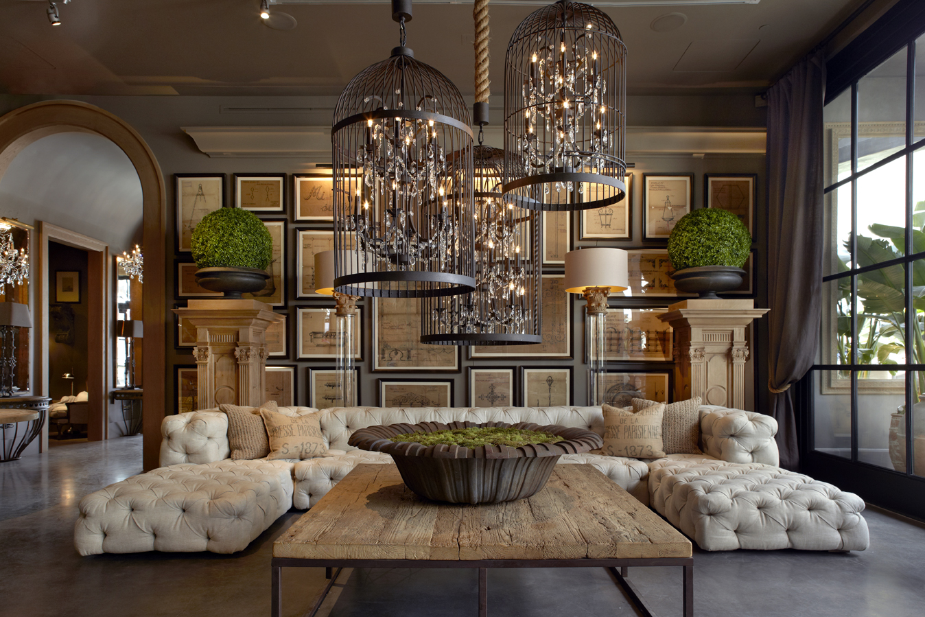 restoration hardware things to do in palm beach