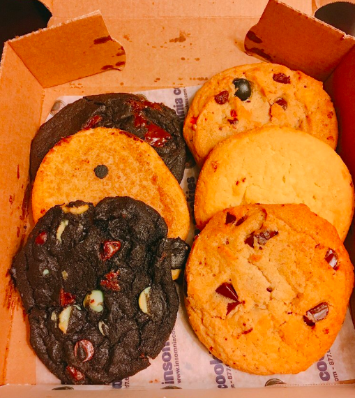 insomnia cookies best date spots at temple