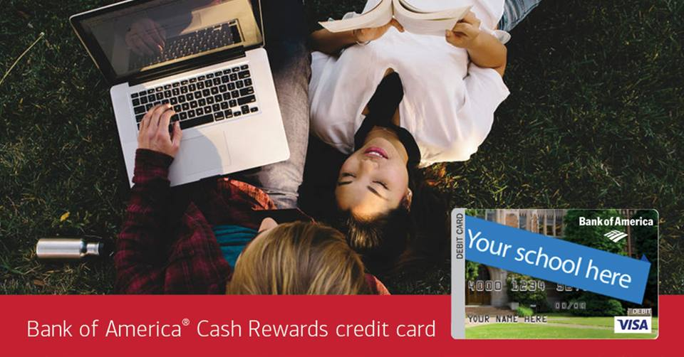 bank of america cash rewards best credit card benefits