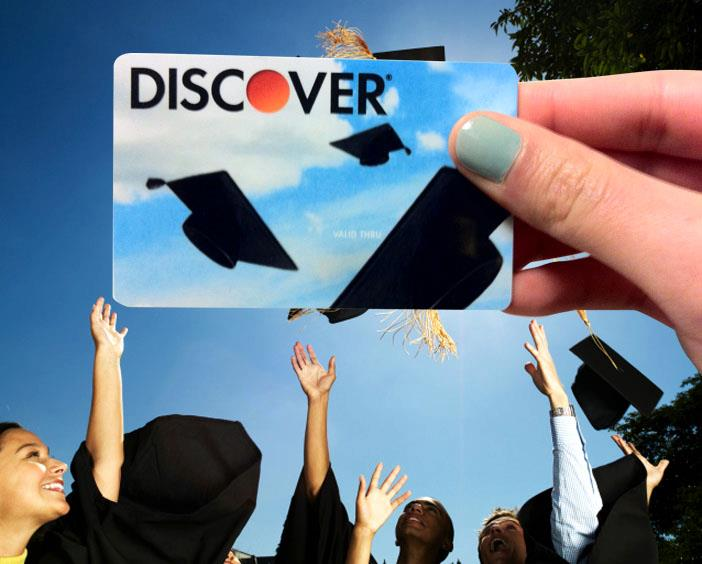 discover best credit card benefits graduation