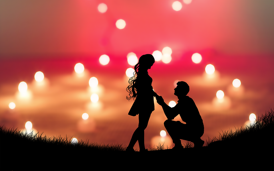 proposal with lights long distance relationship quotes