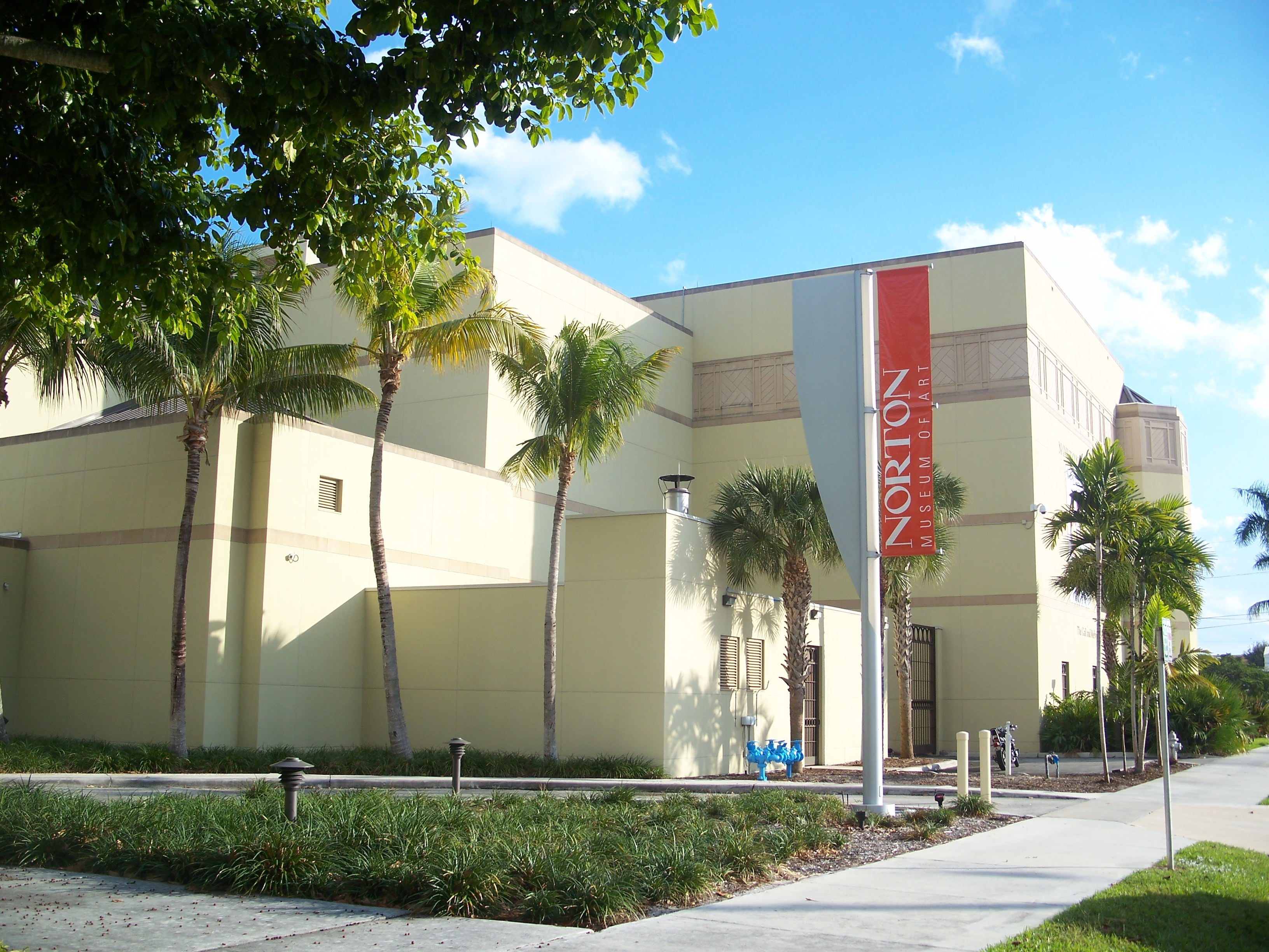 norton museum things to do in palm beach