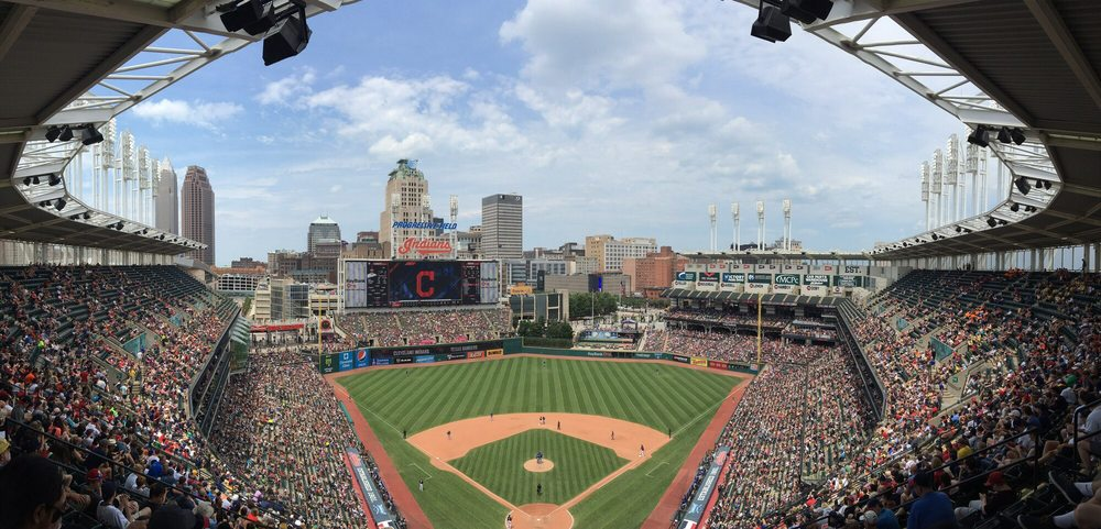 baseball field things to do in cleveland