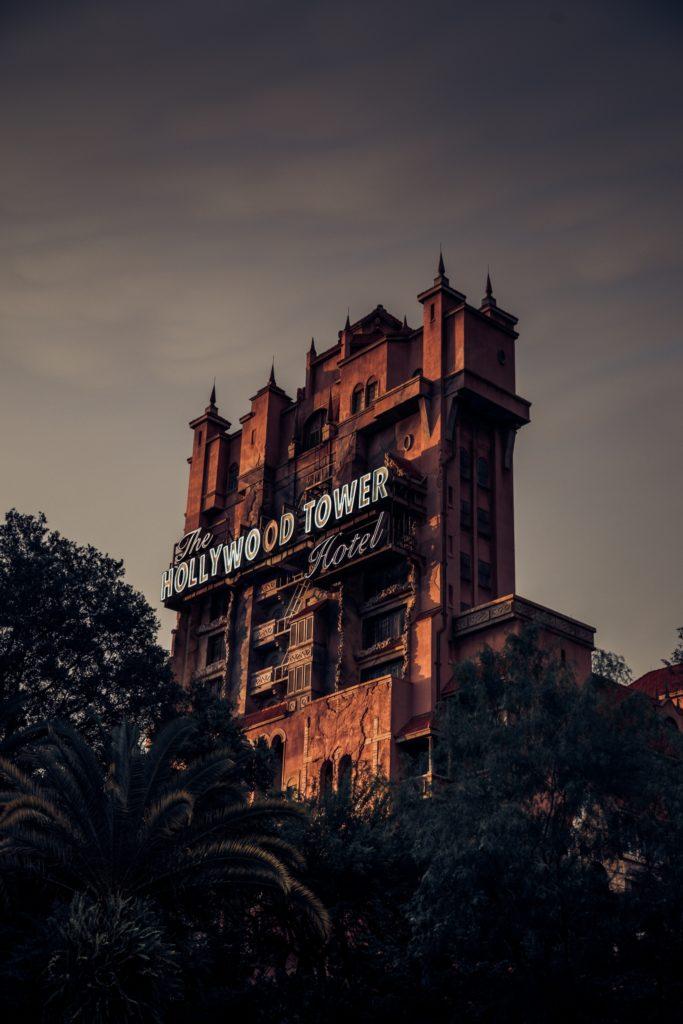 Tower of Terror- CM