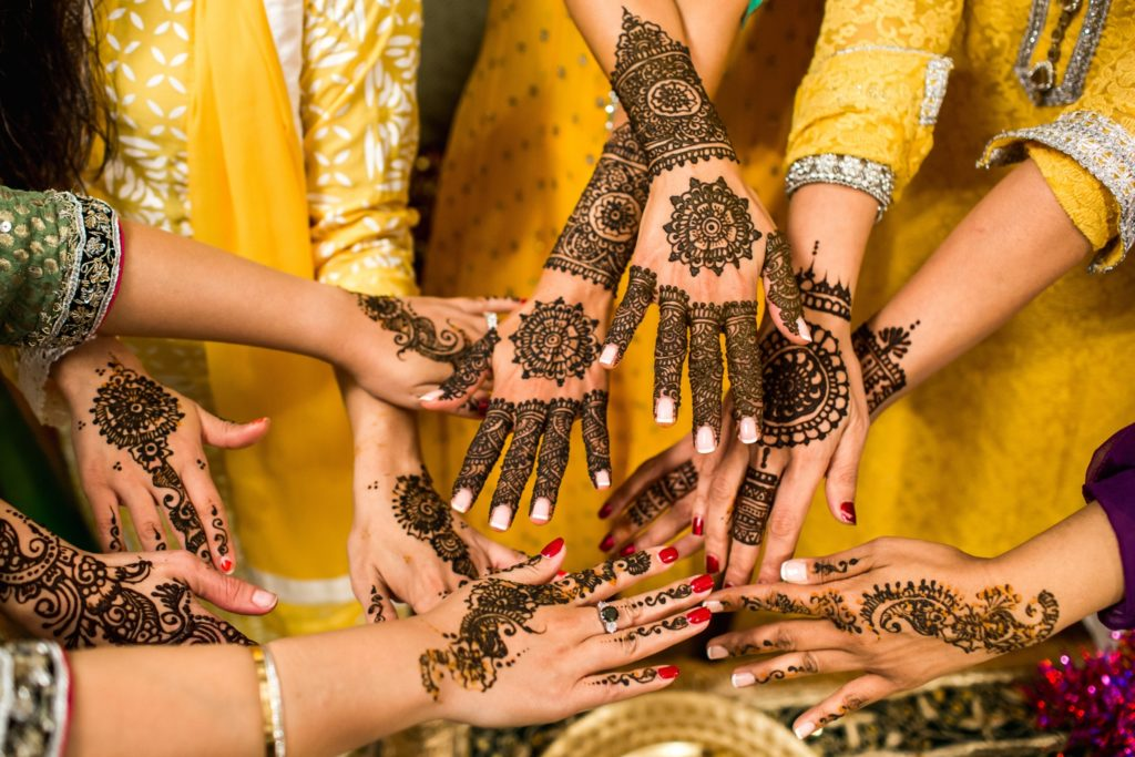 how to communicate india henna