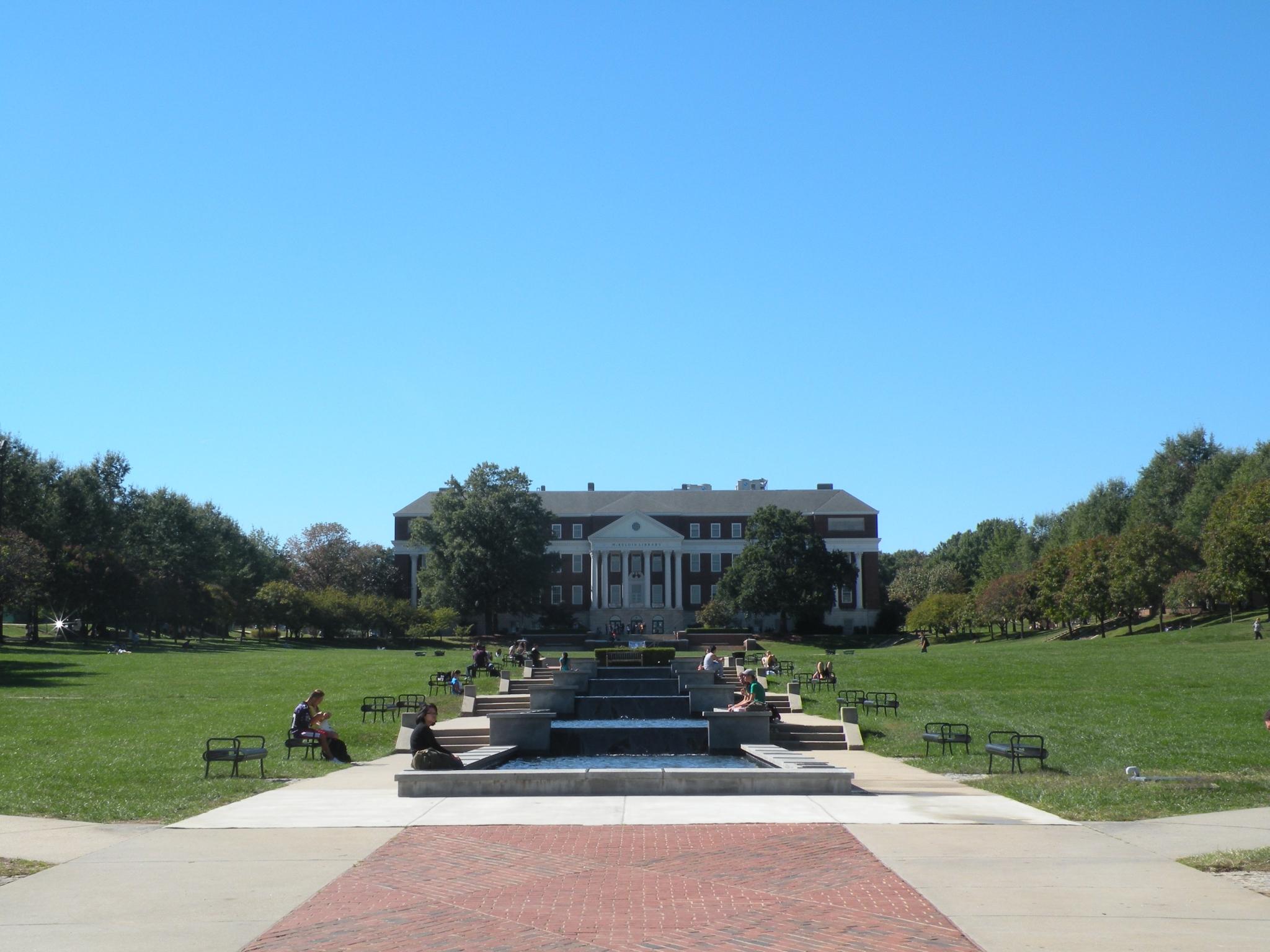 top 10 study spots umd