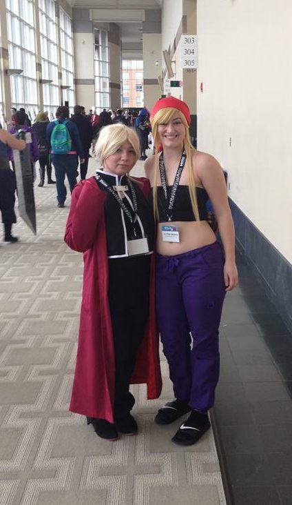 random roommates in cosplay