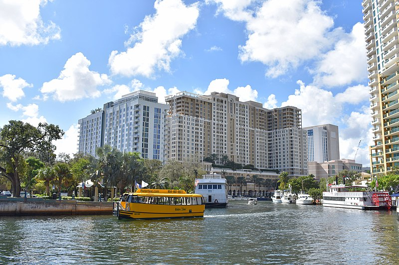 things to do Hollywood, Florida boat and river