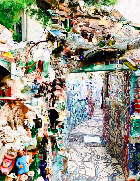 magic gardens things to do in philadelphia