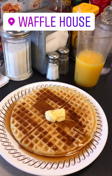 waffle house things to do in clearwater