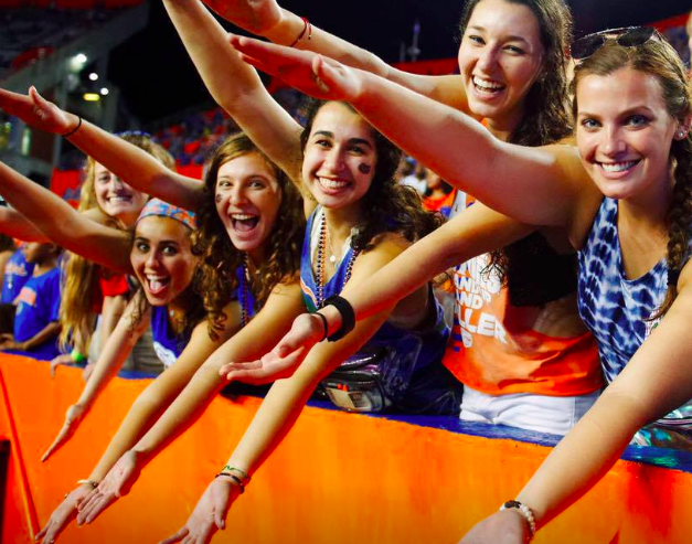 gator chomp university of florida tailgating