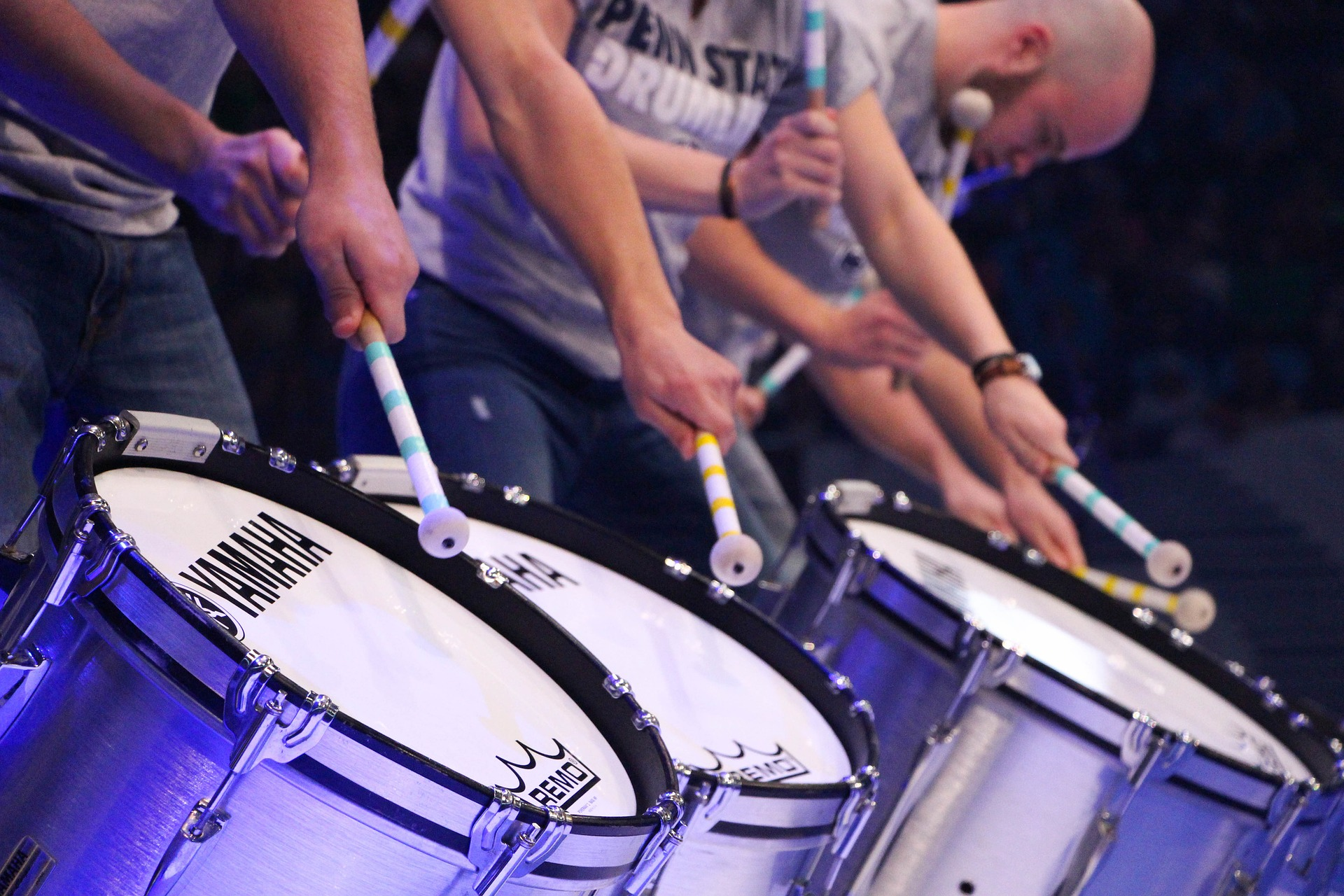 band extracurriculars for med school
