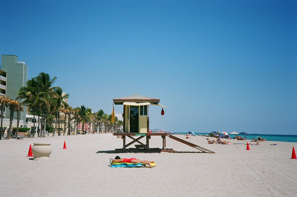 things to do Hollywood, Florida beach