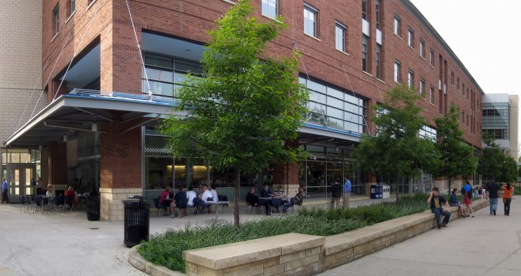 picture of berkey from outside