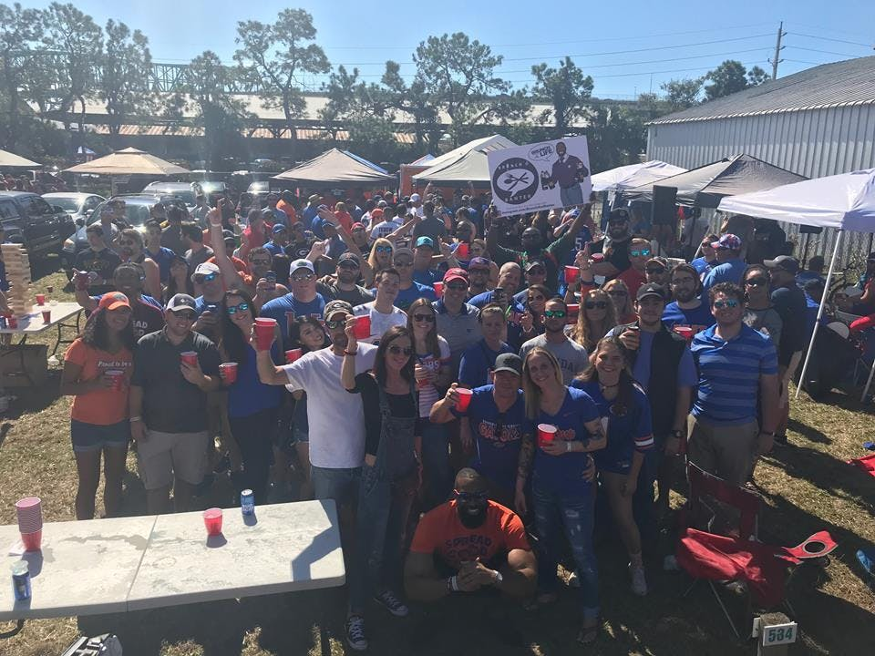 uf game day traditions tailgating