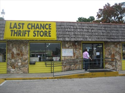 lastchance thrift things to do in clearwater