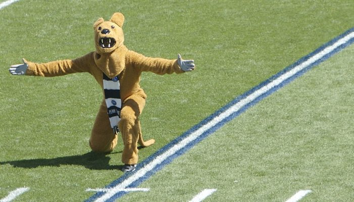 picture of nittany lion