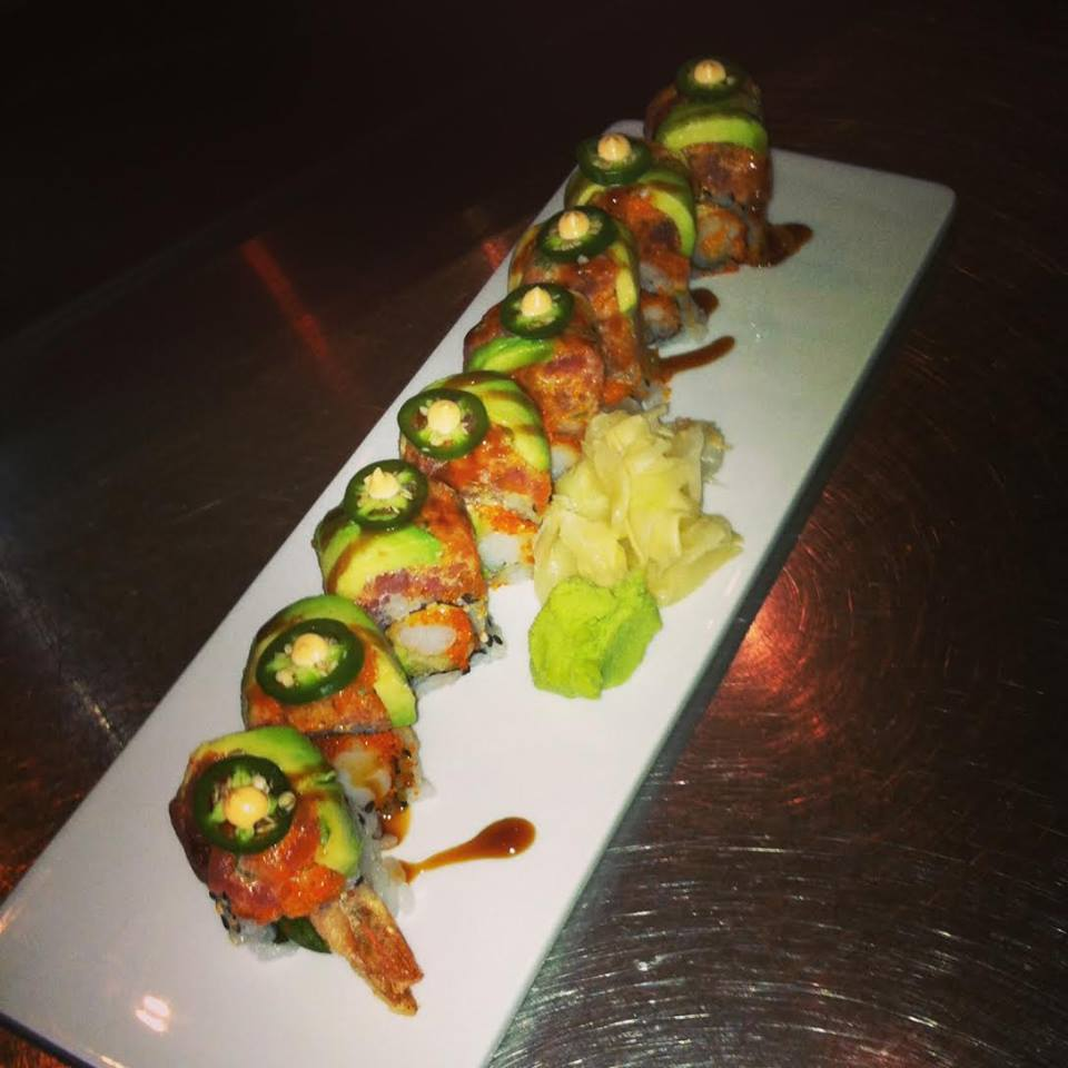 things to do Hollywood, Florida sushi