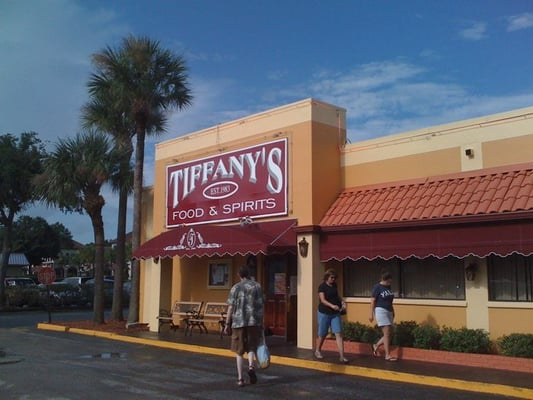 tiffany's restaurant things to do in clearwater