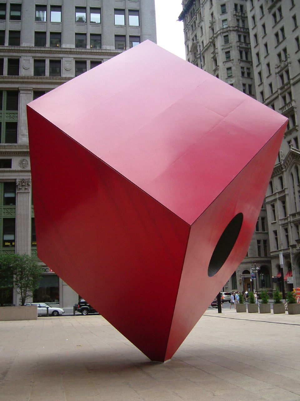 ehs housing financial district nyc red cube