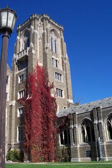best colleges for secret societies cornell building