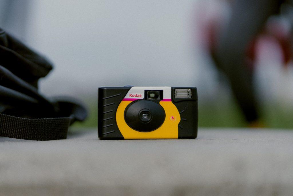 disposable camera 21st birthday ideas