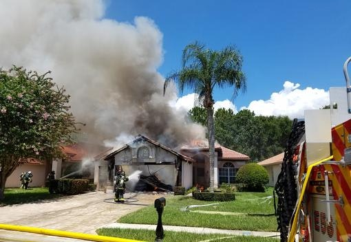 house burning how to become a firefighter