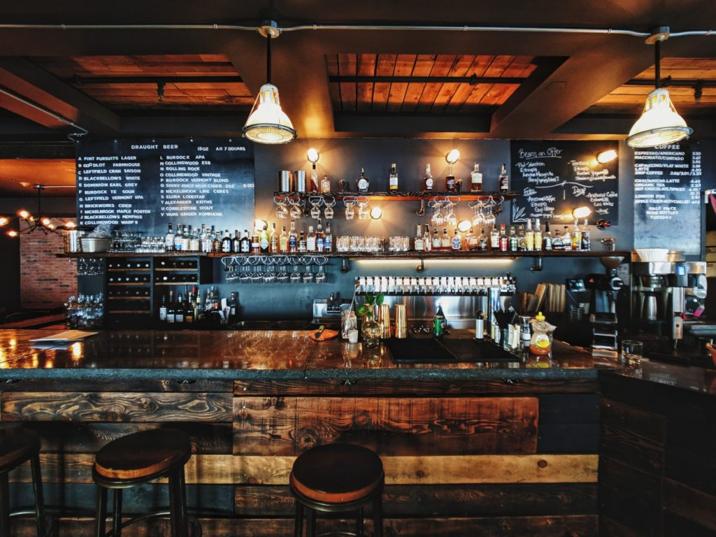 bar 21st birthday ideas