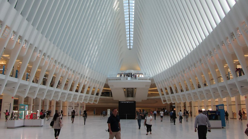 the oculus nyc