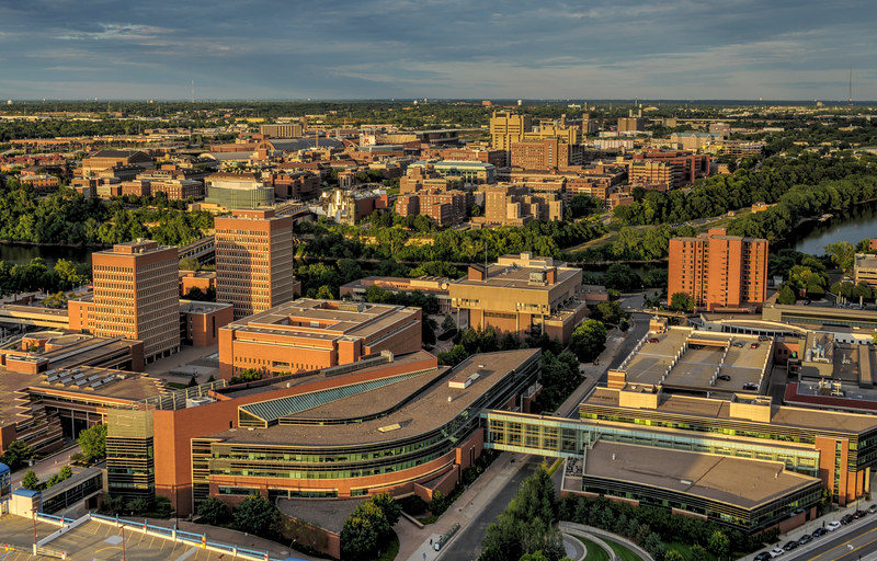 top 10 urban campuses