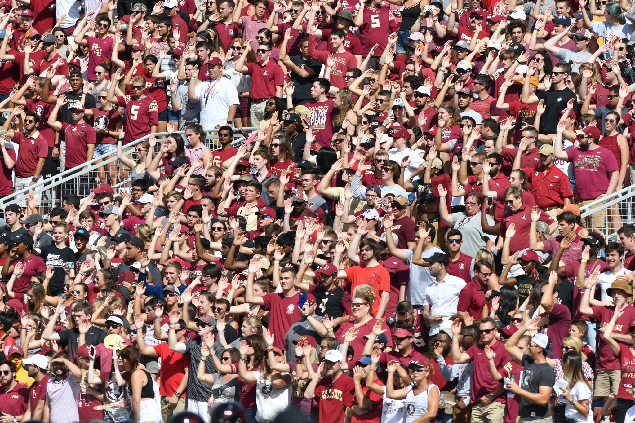 FSU crowds