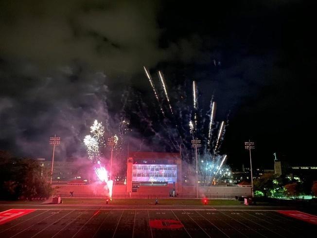 Homecoming Firework