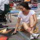 Pasadena Chalk Art Festival