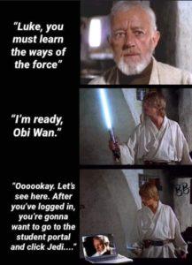 Coronamemes Star Wars Obi Wan