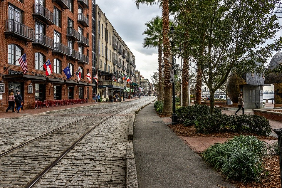 river street savannah ga