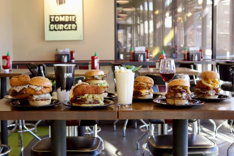 Zombie Burger in Des Moines serves gourmet, zombie-themed meals