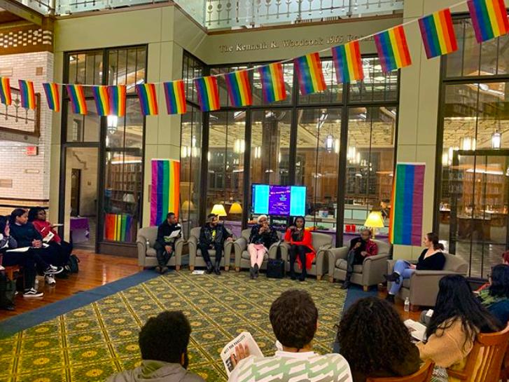 Lehigh Pride Center hosts event