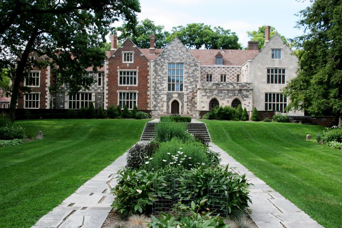 des moines Salisbury House