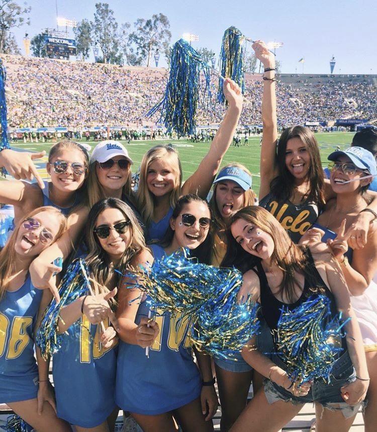 UCLA Fans