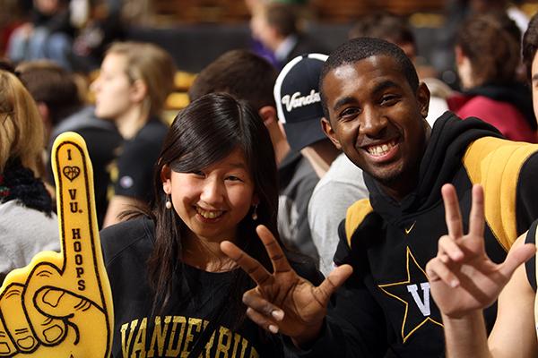 Vanderbilt Students