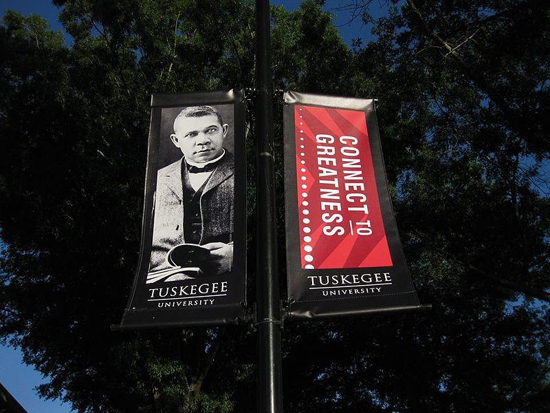 tuskegee university banner