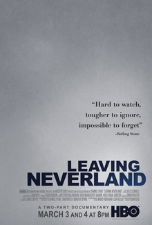 Leaving Neverland poster