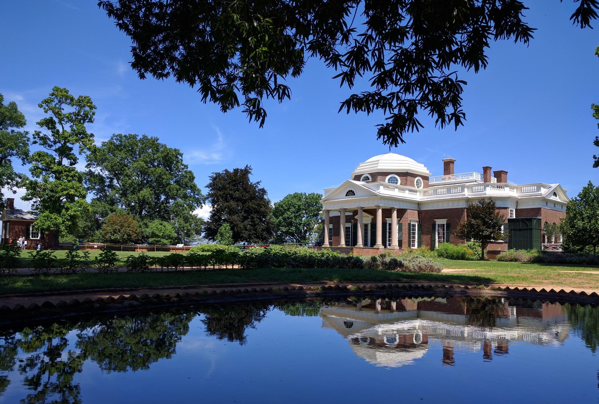 Charlottesville historic building