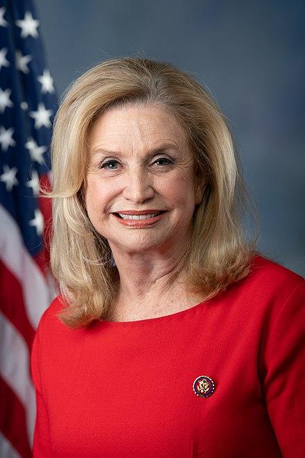 photo of Carolyn Maloney